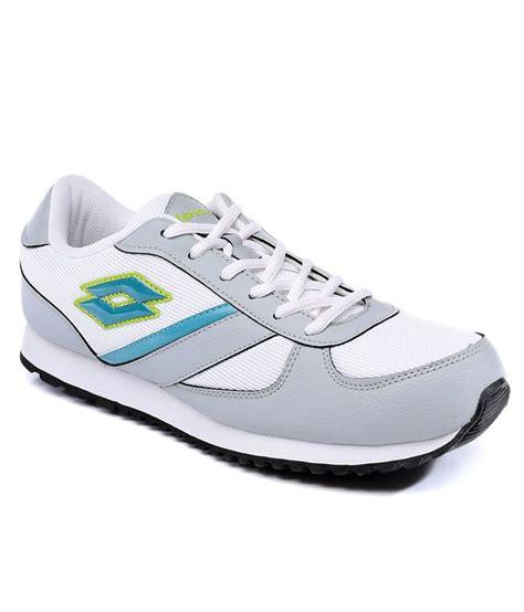 lotto white sport shoe price in india buy lotto white