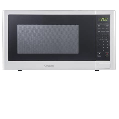 Kenmore Microwave Ovens Countertop by Kenmore 1 6 Cu Ft Countertop 1100 Watts Microwave Oven
