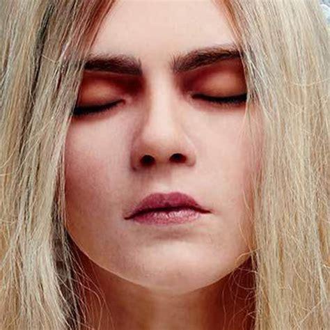 cara delevingne makeup steal her style cara delevingne s makeup photos products steal her style