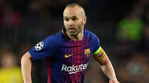 emotional andres iniesta confirms barca exit essentially