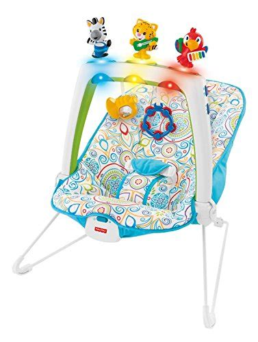 Jumper Wiggle 5 In 1 Boy fisher price musical friends bouncer multi color baby