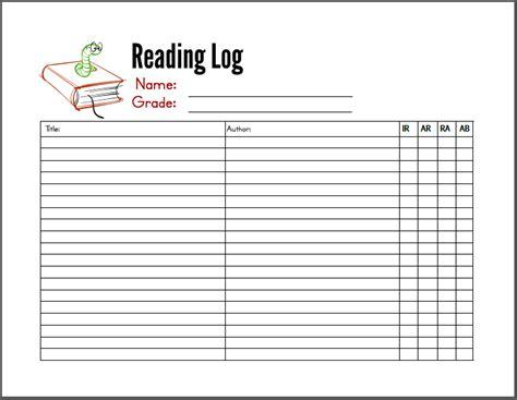 printable reading log 2nd grade all worksheets 187 reading log worksheets printable