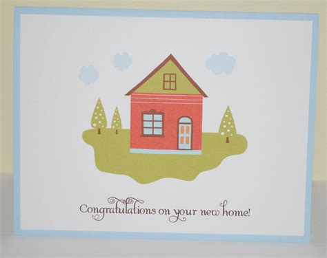 printable new house card congratulations new home card