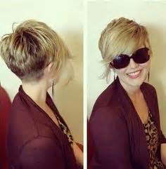 front and back views of womens hair cuts 1000 images about hair on pinterest pixie haircuts