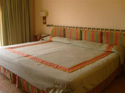 largest bed biggest bed ever picture of hotel alhaurin golf resort alhaurin el grande