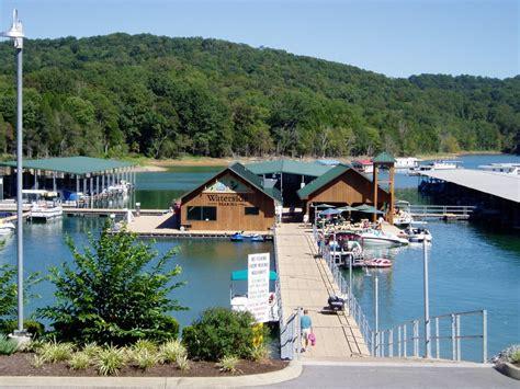 andersonville boat dock waterside marina norris lake