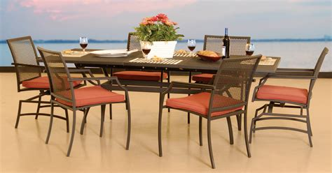 furniture comely small outdoor dining room decoration using deck wrought iron dining room furniture wrought iron base wood