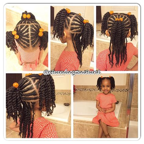hair plaits for coloured kids 1000 images about hair on pinterest black women natural