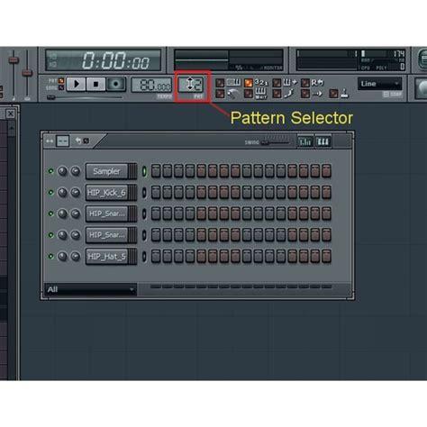 Pattern Selector En Español | ayuda por favor fl studio 10 fl studio hispasonic