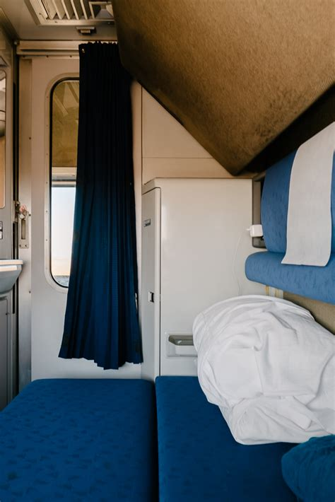 amtrak superliner bedroom ohio to california in an amtrak sleeper car thought sight