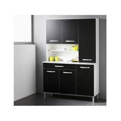 magasin de cuisine 駲uip馥 pas cher meuble de cuisine noir pas cher