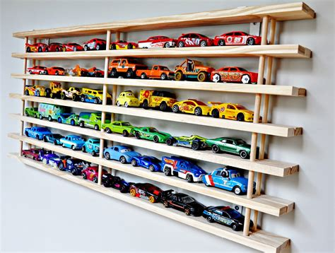 Matchbox Cars Garage by 12 Clever Storage Solutions For Your Kid S Room