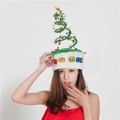 star spring christmas hats christmas ornaments adult
