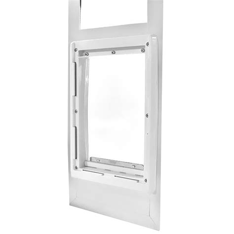 Vinyl Patio Pet Door Vpp Vinyl Pet Patio Door 80 Quot Medium