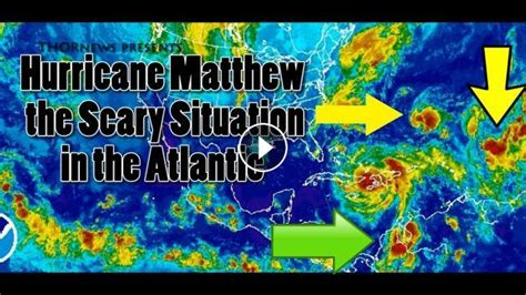 catastrophic hurricane matthew damage could catastrophic hurricane matthew looks to make usa landfall