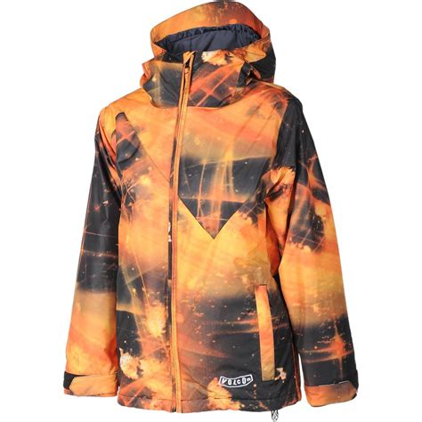 The Air Ship Boys volcom airship snowboard jacket boys glenn