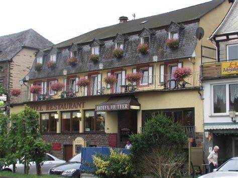 hotel hutter in bremm hotel hutter bremm duitsland foto s reviews en