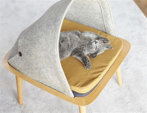 luxury cat beds meyou luxury cat bed 187 gadget flow