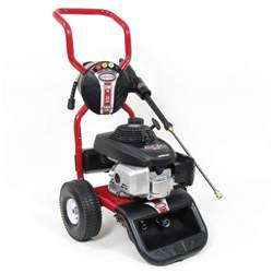 Honda Power Washer 3100 Psi Msv3100 2 6 Gpm 3100 Psi 4 Cy Gas Power Pressure