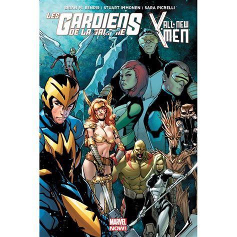 Marvel Comics Les Gardiens De Les Gardiens De La Galaxie Et Les All New Marvel