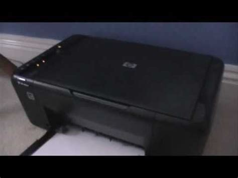 reset hp deskjet d2360 printer смотреть онлайн видео hp deskjet f4580 scanning