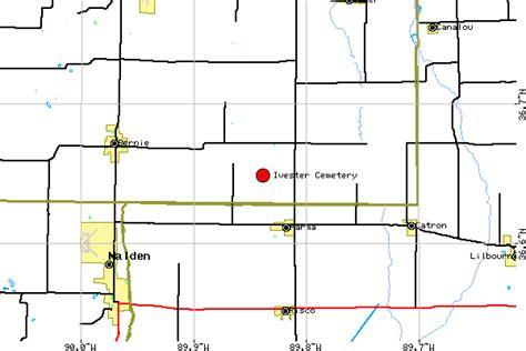Missouri Service Letter Request Ivester Cemetery Stoddard County Missouri