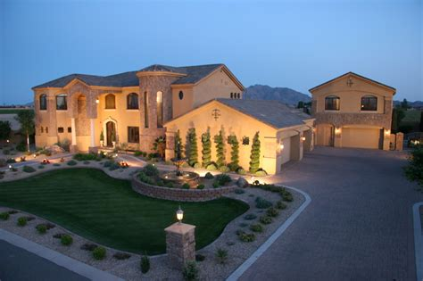 luxury homes in gilbert az arizona community guide