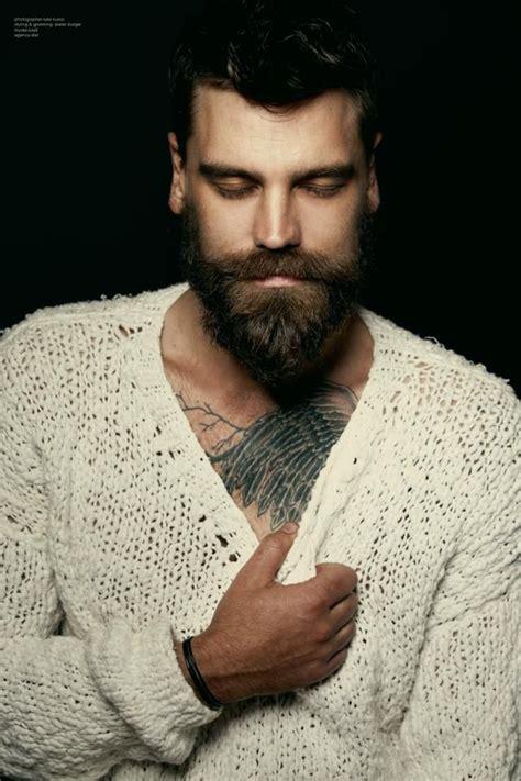 black men wearing weaved beards luke kuisis photography beard tattoo brrrogers me