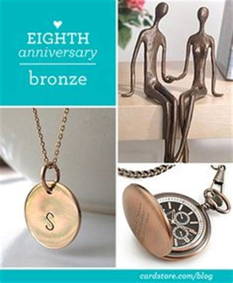 top bronze anniversary gift ideas for 8th anniversary anniversary gifts and bronze