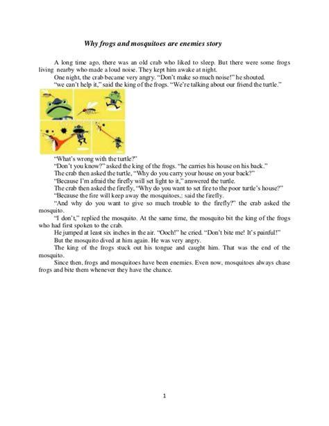 cerita kancil dan buaya dalam bahasa inggris beserta contoh cerita fabel bahasa inggris olivia pu