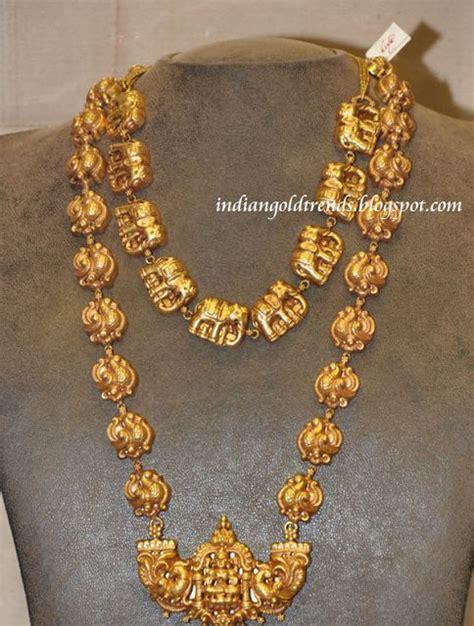 gold jewellery themes beautiful elephant theme nakshi jewellery with elephant