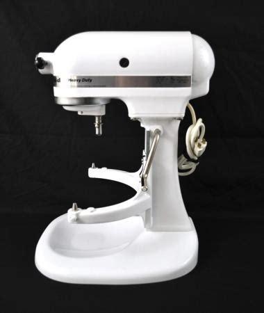 Kitchenaid Heavy Duty K5sswh Mixer kitchenaid heavy duty k5ss 325 watt lift stand mixer white