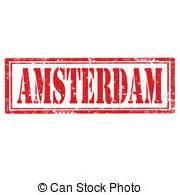 amsterdam testo francobollo amsterdam grunge francobollo testo