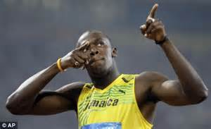 wham bam thank you yam what s the secret of jamaica s sprinting success daily mail