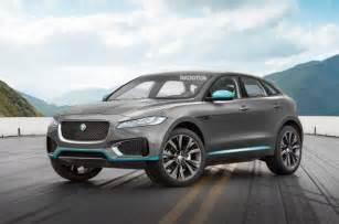Jaguar Small Suv Cars Jaguar E Pace Compact Suv Will Be Jaguar S Ev