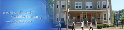Section 8 Housing Boston by Boston Housing Authority Boston Housing Authority