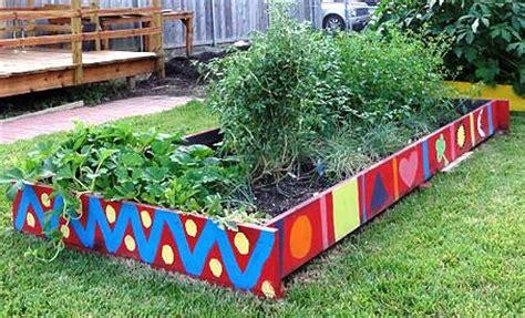 raised vegetable garden; raised bed gardening how to
