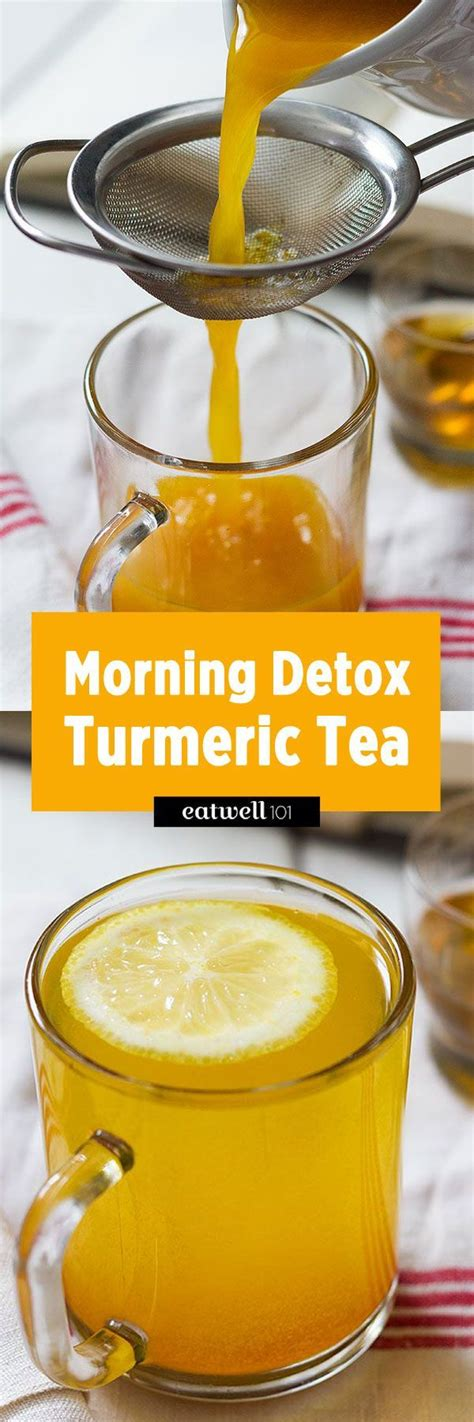 Turmeric Detox Symptoms by 25 Best Ideas About Turmeric Tea On Turmeric