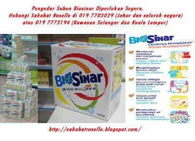 Bio Di Malaysia sahabat roselle marketing stokis dan pengedar biosinar di