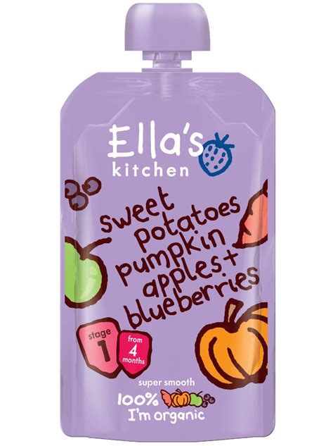 ella s kitchen organic kids baby food