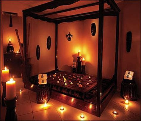 candlelight bedroom candle lover