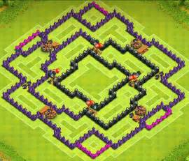 Pictures clash of clans defense hybrid base car pictures car tuning