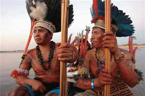 latin america indigenous people guyana s wai wai establish a precedent for indigenous people