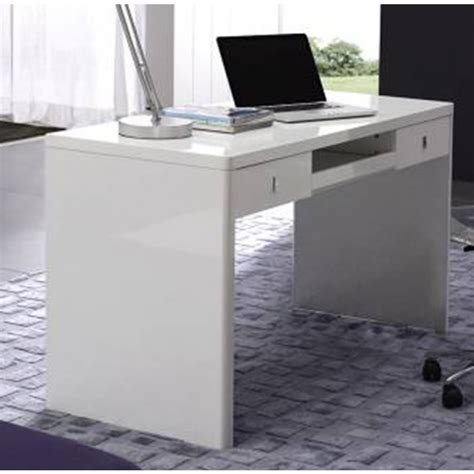 Glossy White Floating Desk Cf800829 Savvy Shopper Direct White Shiny Desk