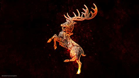 house baratheon dragonstone house baratheon wallpaper by saracennegative on deviantart