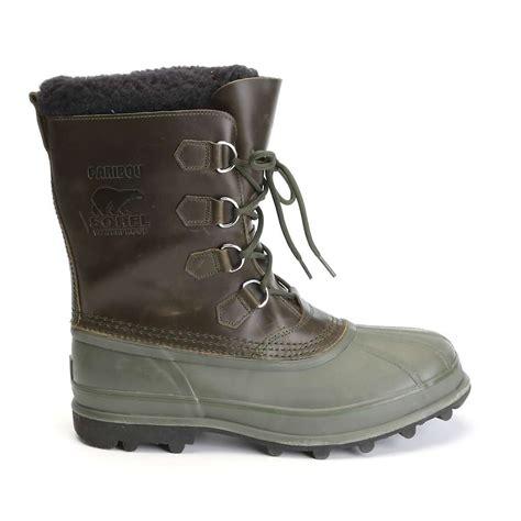 sorel boots mens sorel s caribou wool boot moosejaw