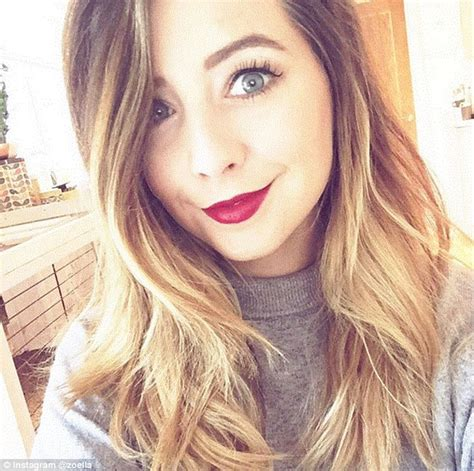 zoella reveals her new grey hair just days after posting a