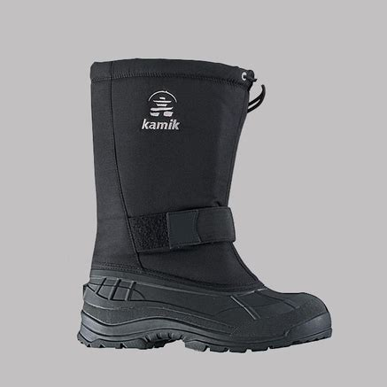 sears mens snow boots kamik 174 huron waterproof winter boot for sears