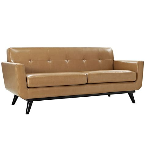 light leather sofa light tan leather couch home furniture design