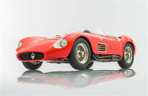 maserati 300s maserati 300s handmade by cmc model cars racing heroes